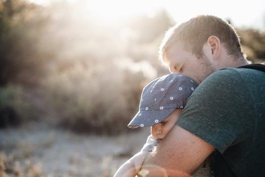 man-baby-hugging